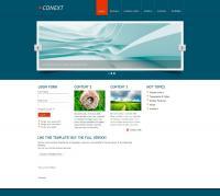 Шаблон Conext Free