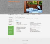 Шаблон для Joomla: Hotel 3