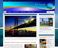 Шаблон TK Travel